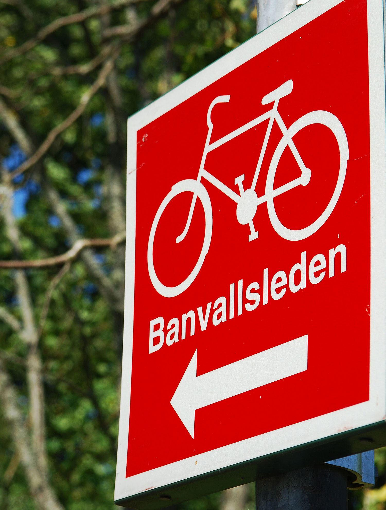 Tobias Delfin, Banvallsleden