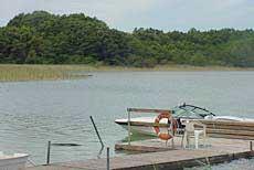 Levrasjön fiske