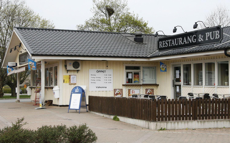 Tobias Delfin, Näsums Restaurang