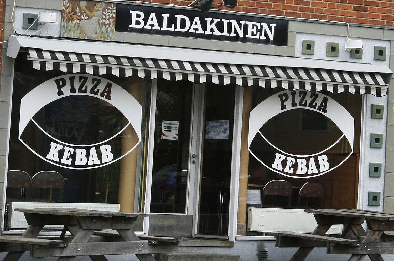 Pizzeria Baldakinen
