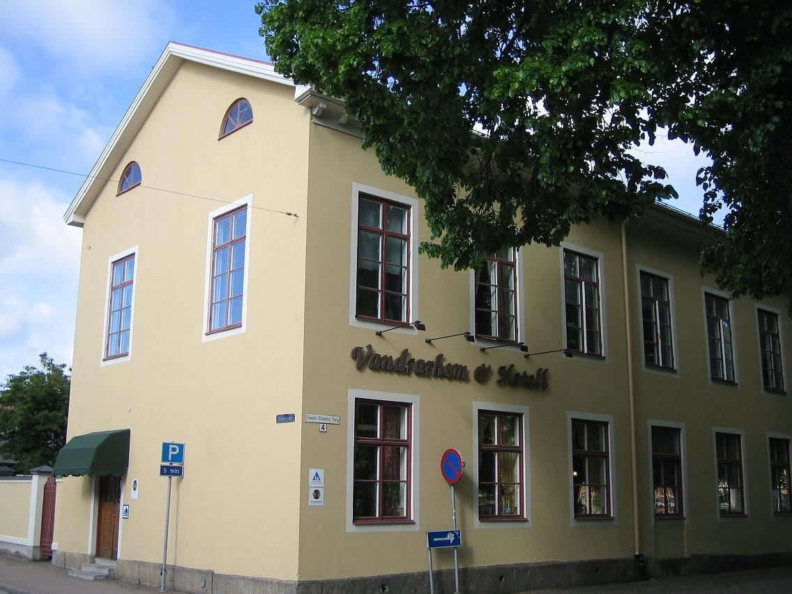 Lidköping, STF Gästehaus
