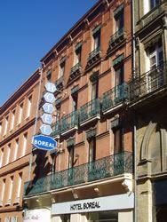 Hôtel Boréal