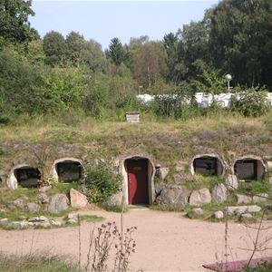 Grottbyn (cave village)