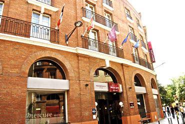 Hôtel Mercure Wilson