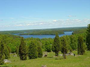 Blekingeleden, Olofström