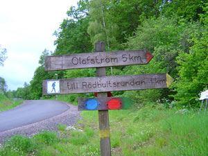 Rödhultsrundan 5 km, Olofström
