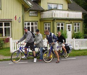 Banvallsleden ca 250 km, Olofström
