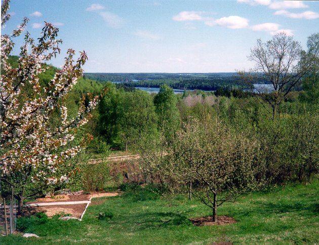 Blistorptour - to Näsum about 30 km, Olofstroem
