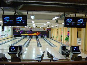 Bowling hall Olofstrom