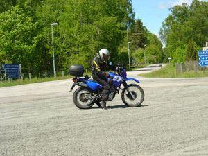Å route 80km Olofstrom