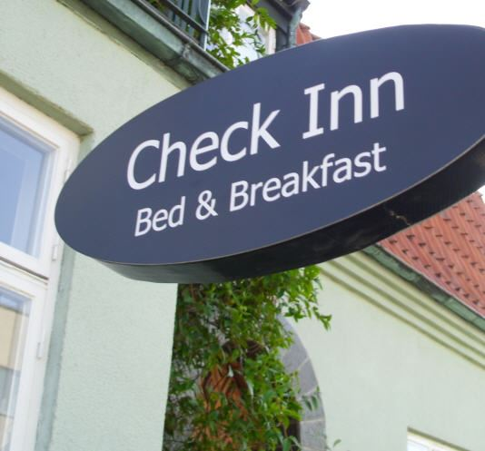 Lund/CheckInn, Bed & Breakfast