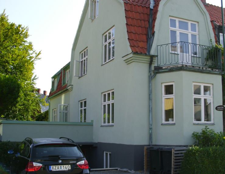 Lund/CheckInn, STF Bed & Breakfast