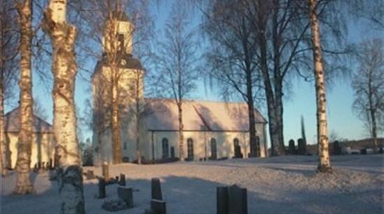 Bjurholms kommun,  © Bjurholms kommun, Bjurholms kyrka