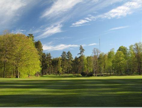 Karlshamns Golfklubb – Nya Banan