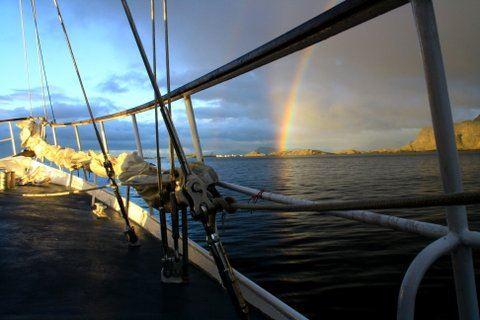 © Lofoten Horizon, Stemning på havet