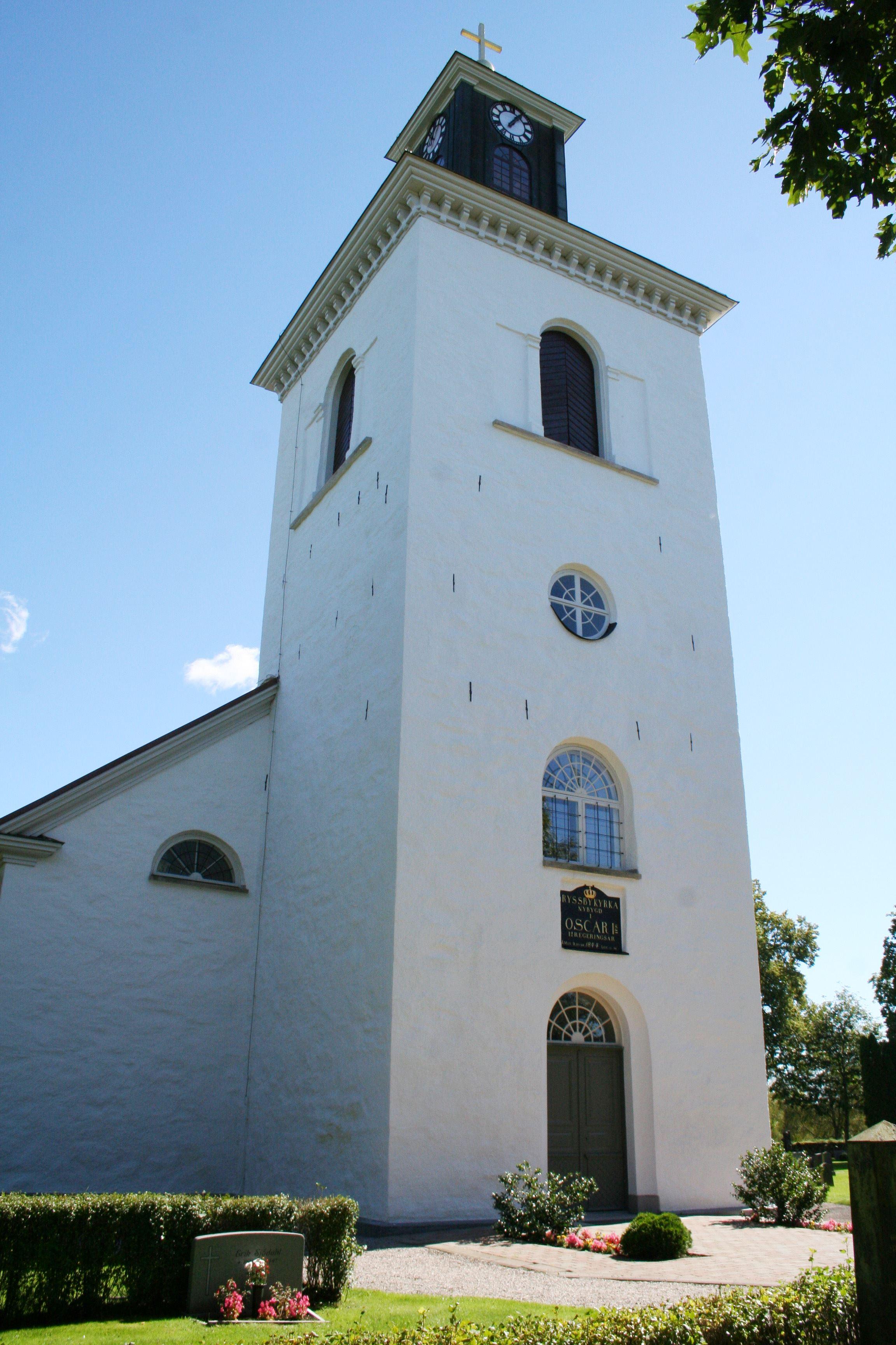 Ryssby kyrka