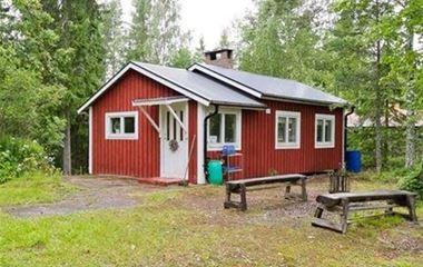 Stuga vid Öjaren - Sandviken
