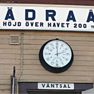 Jädraås stationshus
