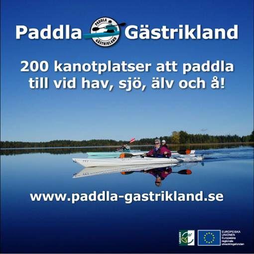 Paddla Gästrikland