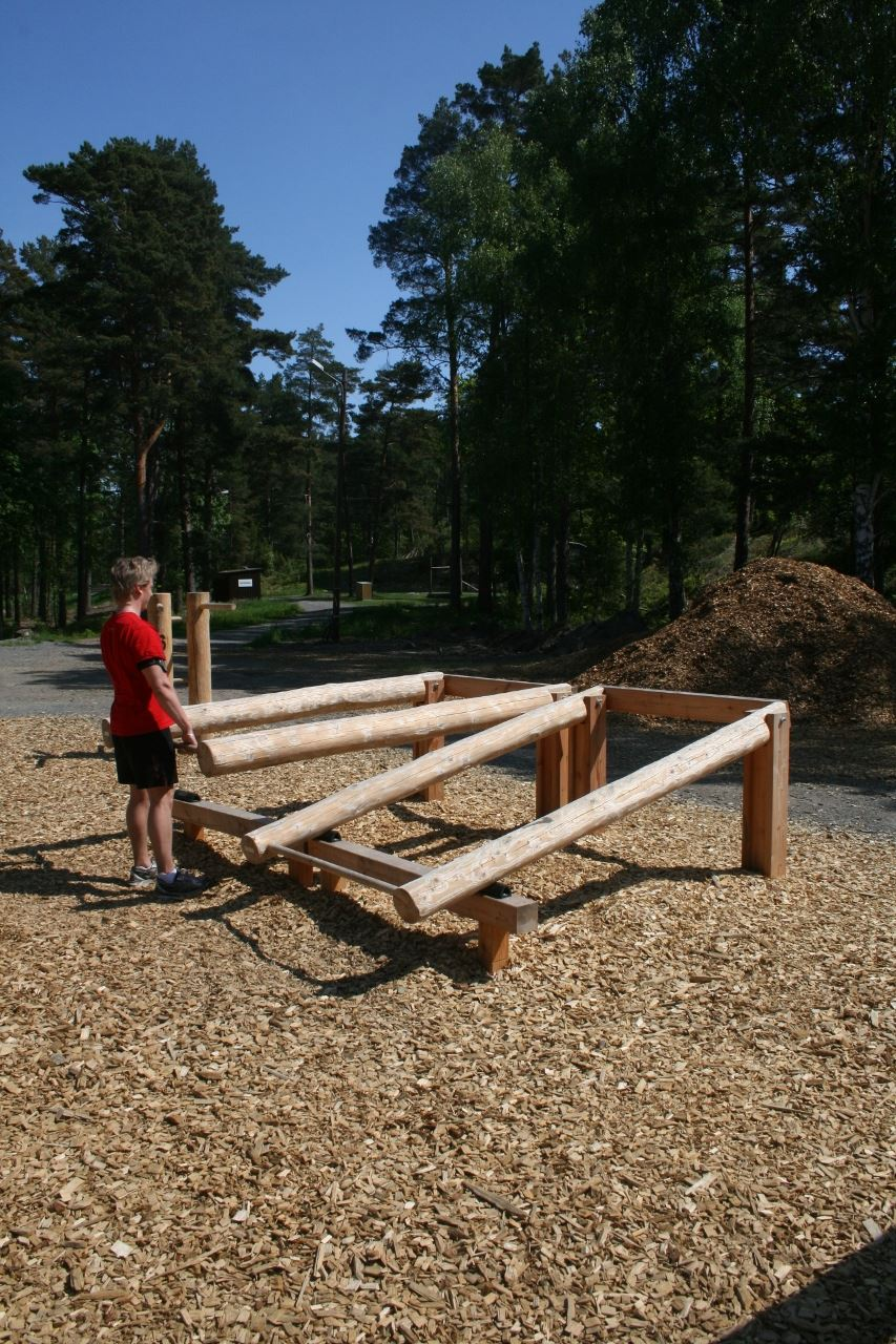 Havslätt's outdoor gym