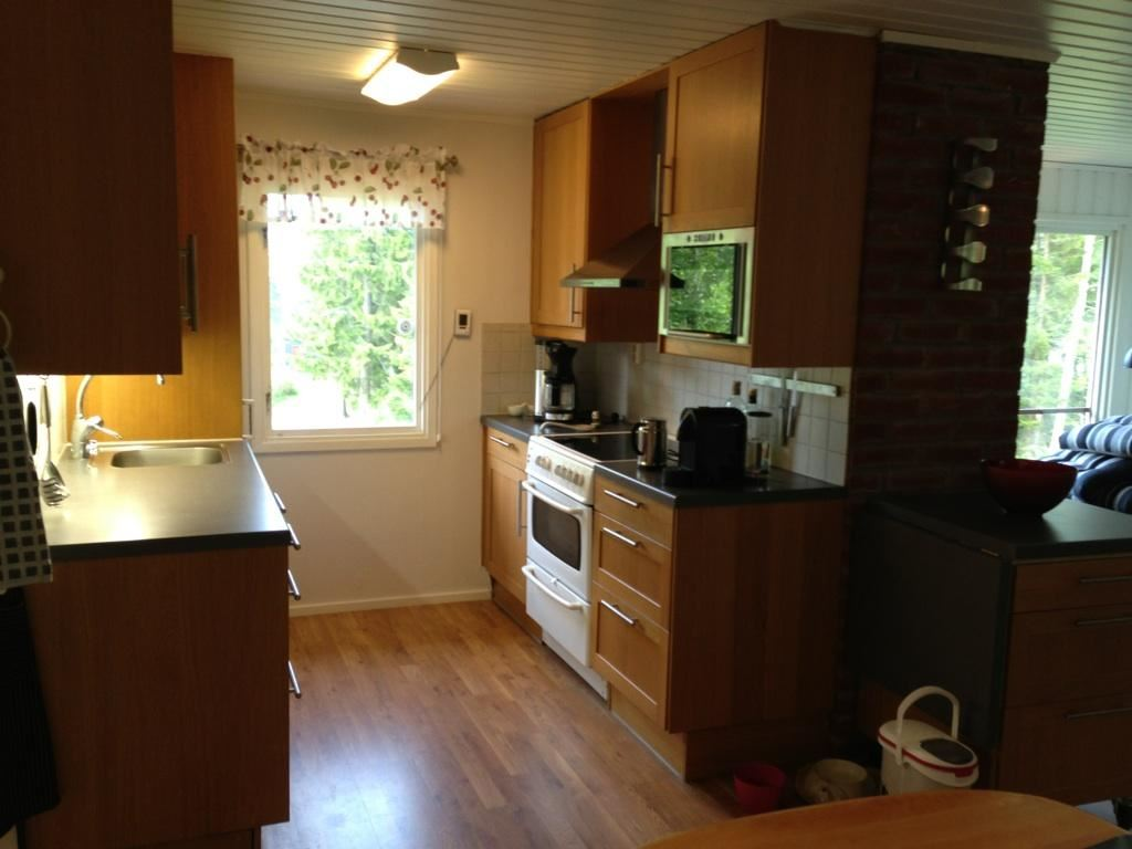 Large and small cottage rent in Begafjärden, Sundsvall
