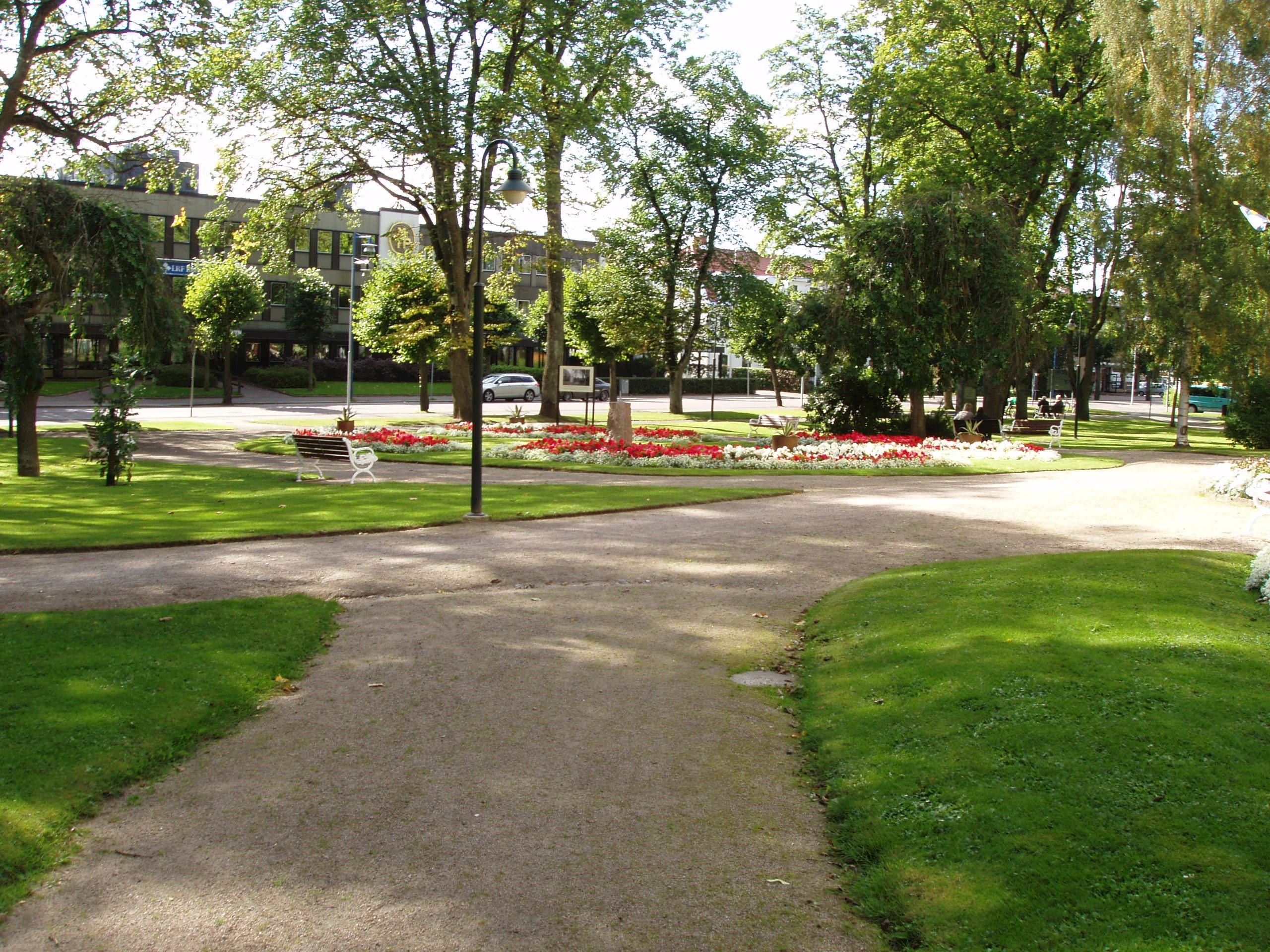 © Apoteksparken, Apoteksparken, Vetlanda