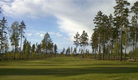 Götaströms GK, Götaströms golfbana