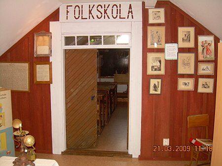 Moheda school museum