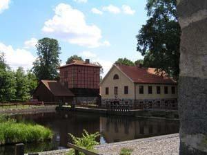 Ironworks Museum in Huseby Bruk