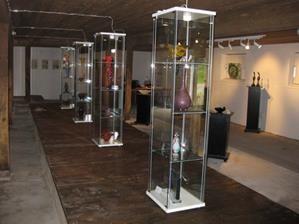 Art Gate Glass, Utställning