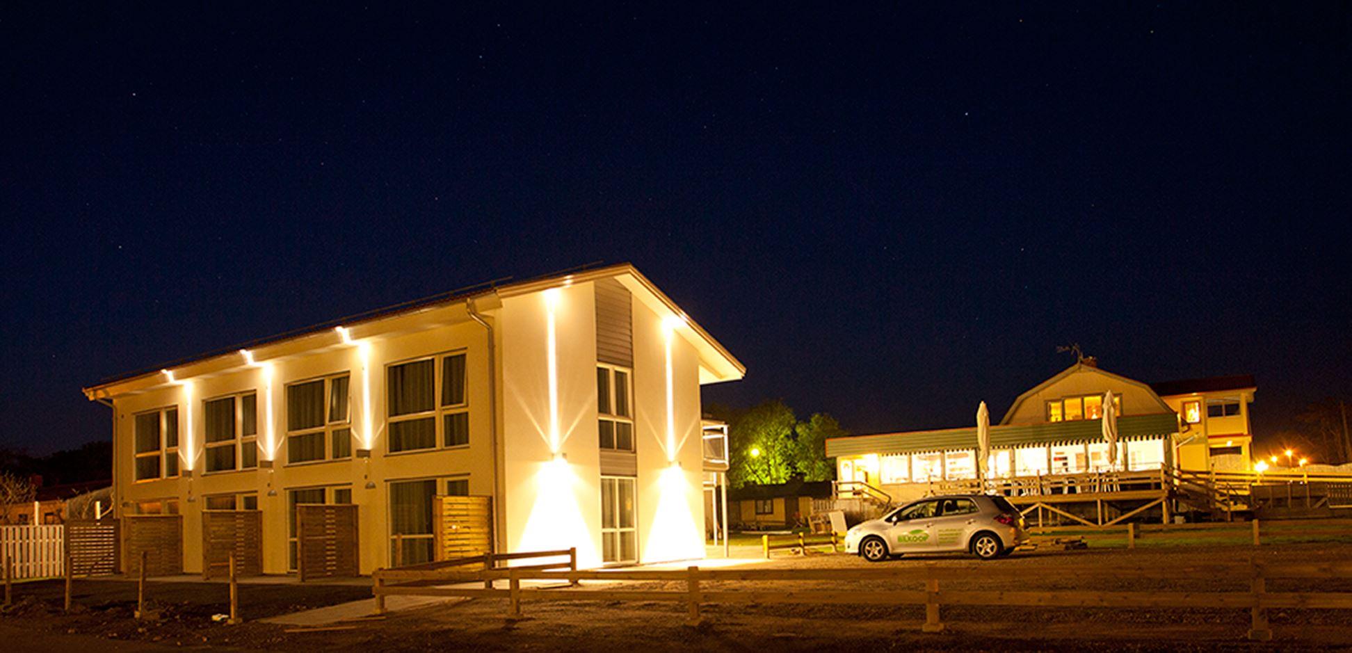 Hotell Strandpensionatet