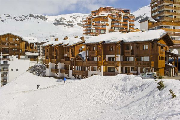 RESIDENCE MONTAGNETTES LOMBARDE