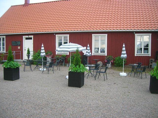 Prästgårdens Café och Antik
