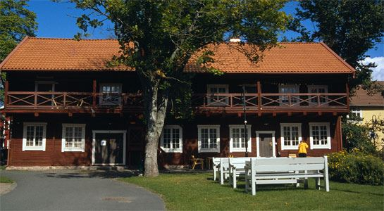 Eksjö, STF Gästehaus