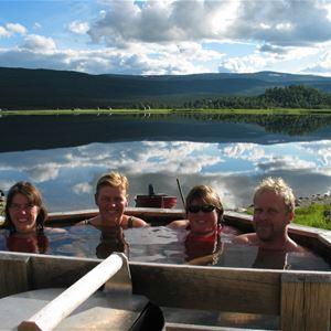 Ammarnäsfjällens Islandshästar - Hedebo Gård i Vindelfjällen