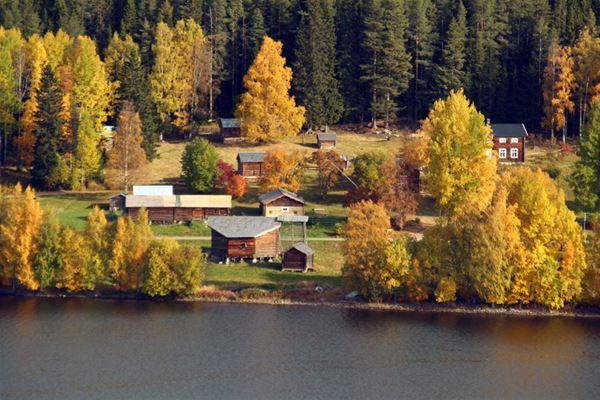 Culture reserve in Gallejaur