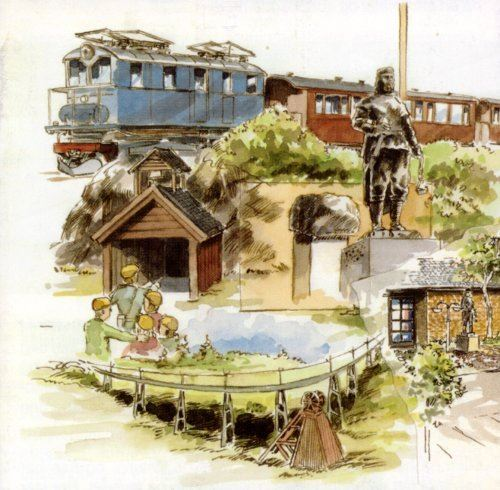 Orkla lndustrial Museum