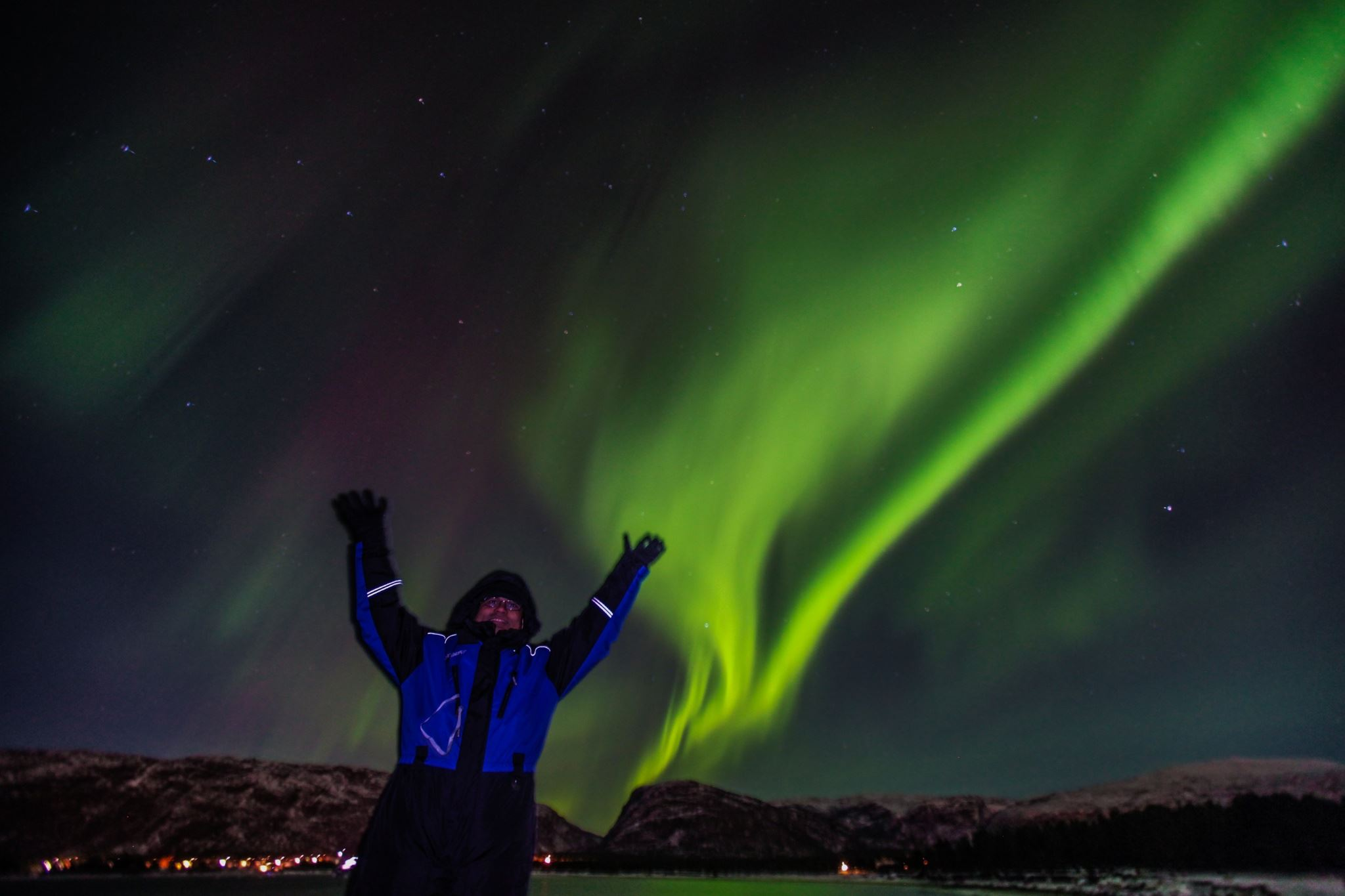 Private Evening Tour, Hunting the Northern Lights (Up to 6 persons)