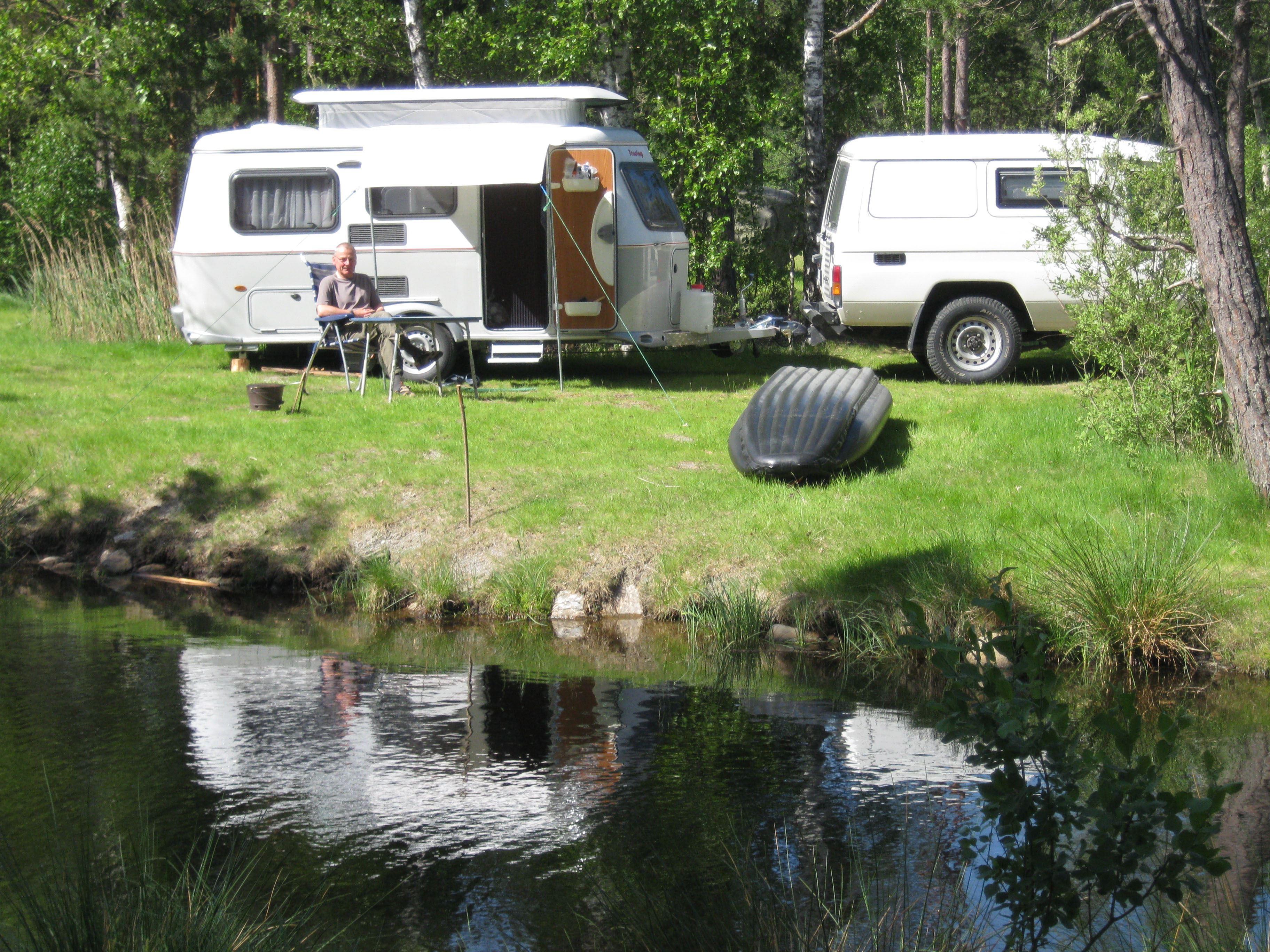 © Hätteboda Vildmarkscamping, Hätteboda Vildmarkscamping - SCR VM