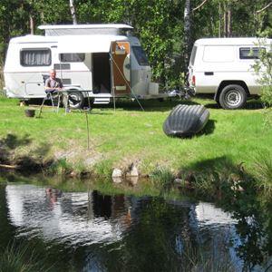 © Hätteboda Vildmarkscamping, Hätteboda Wild-Camping - SCR VM