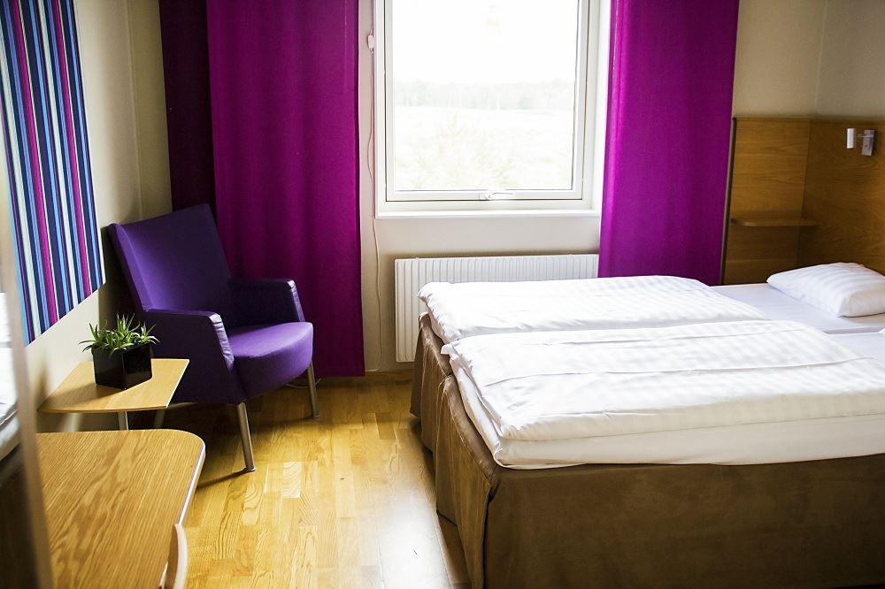 Hotell Vidöstern i Värnamo