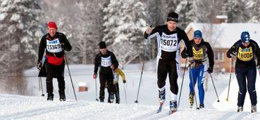Öppet Spår, Vasaloppet - Cross country ski race