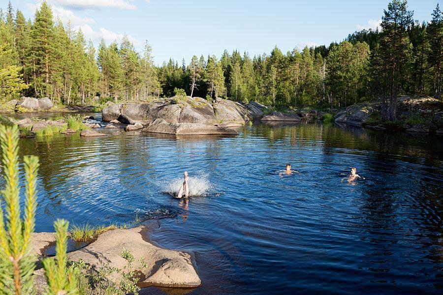 Naturreservat i Vindelns kommun