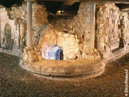 """Le monument juif, """"La Maison Sublime"""" (visite guidée)"""
