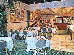 Fru Haugans Hotel,  © Helgeland Reiseliv, Restaurant Hagestuen i Mosjøen
