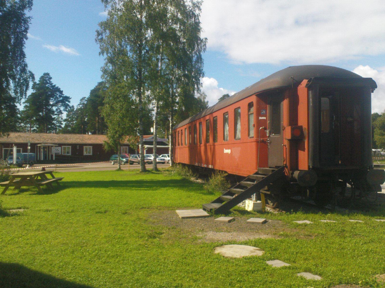 Tågstallarna vandrarhem, Rättvik