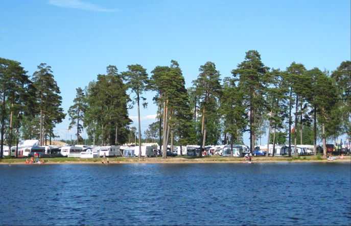 Karlsborgs Camping/Ferienhäuser