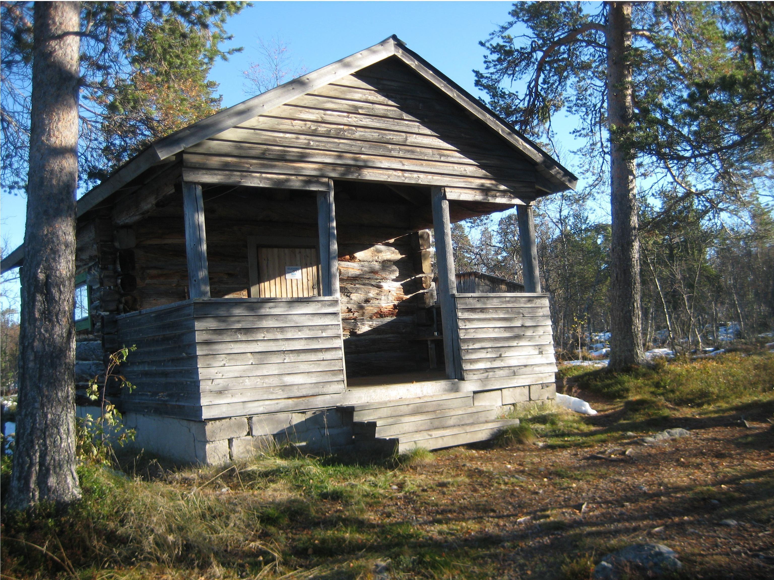 SFH 1 Harundsjön, Idre