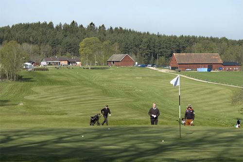 Östra Göinge Golfklubb, Östra Göinge Golfbana