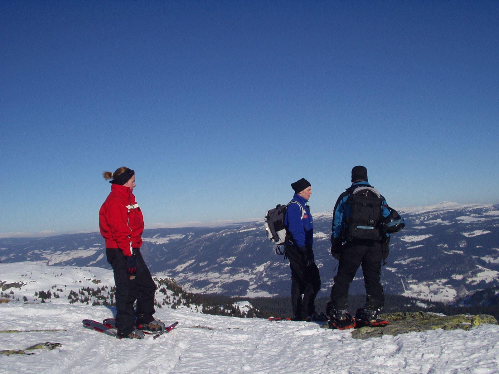 © Hafjell Resort, Snowshoe safari in Hafjell